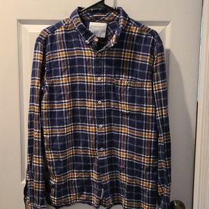 Like new Mens flannel